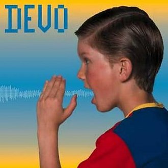 Shout (Devo album) - Image: Devoshout