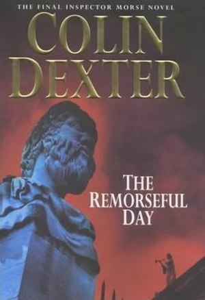 The Remorseful Day - Cover of the first edition