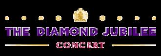Diamond Jubilee Concert - Logo