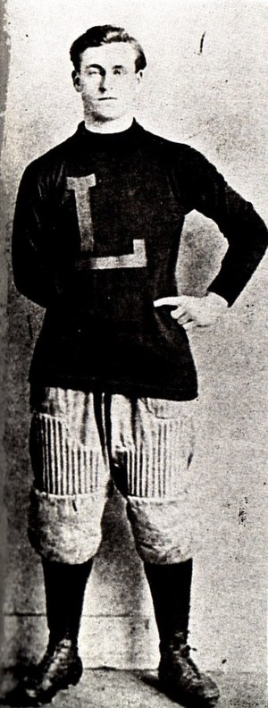 1908 LSU Tigers football team - Doc Fenton.