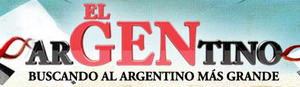 El Gen Argentino - Title screen