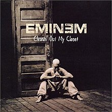 Eminem - Cleanin' Out My Closet CD cover.jpg
