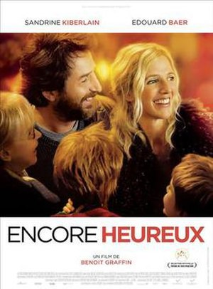 Encore heureux - Theatrical release poster