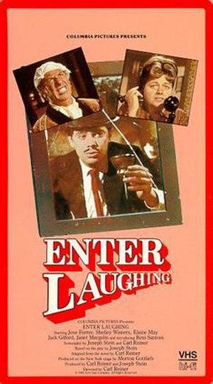 Enter Laughing (film) - Image: Enter Laughing