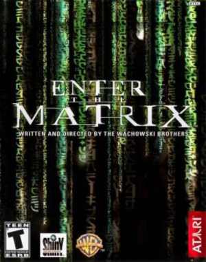 Enter the Matrix - Image: Enter the Matrix Coverart