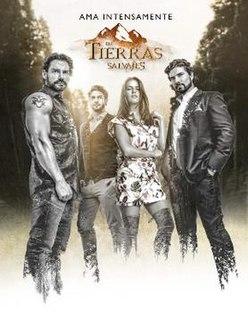 <i>En tierras salvajes</i> Mexican telenovela