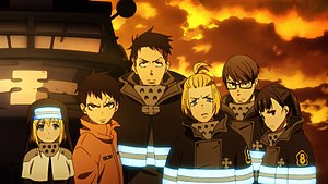 List Of Fire Force Characters Wikipedia