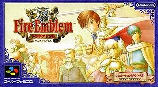 <i>Fire Emblem: Thracia 776</i> 1999 video game