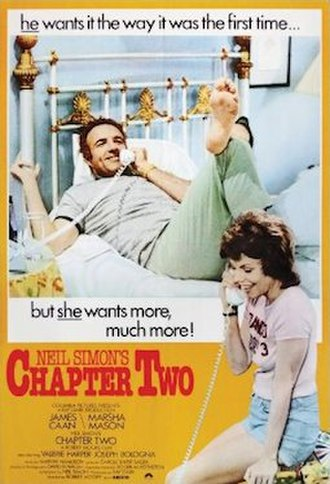 Chapter Two (film) - Theatrical release poster
