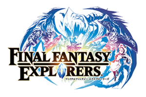 Final Fantasy Explorers - Image: Final Fantasy Explorers Logo