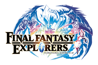 <i>Final Fantasy Explorers</i> video game for the Nintendo 3DS