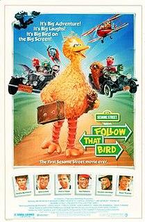 <i>Sesame Street Presents: Follow That Bird</i> 1985 film by Ken Kwapis