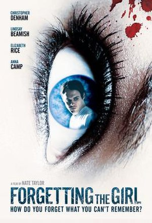 Forgetting the Girl (film) - Image: Forgetting the Girl 2013 Poster