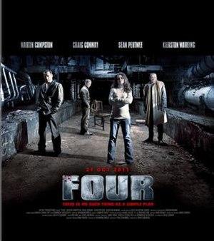 Four (2011 film) - Image: Four 2011