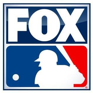 Fox Major League Baseball logo