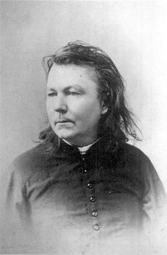 Abram Joseph Ryan - Fr. Abram J. Ryan, ca. 1875