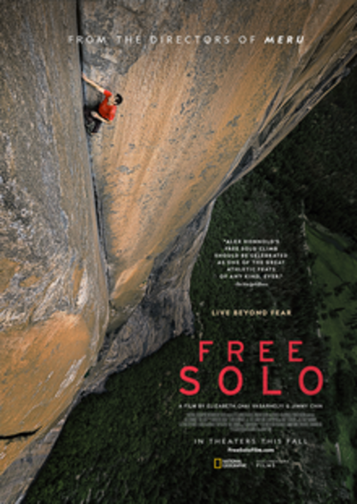 Picture of a movie: Free Solo