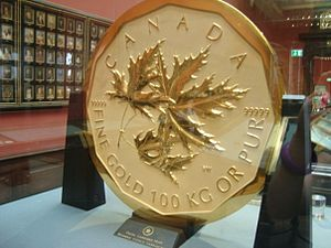 Introduction to Canadian Maple Coins