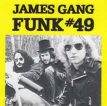 Image result for james gang funk 49 45