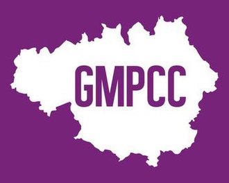 Greater Manchester Police and Crime Commissioner - Image: GMPCC logo