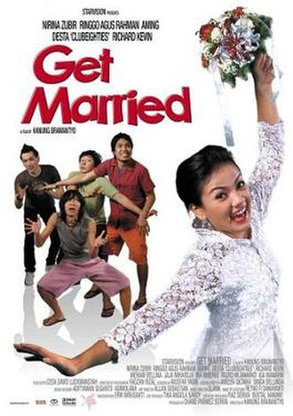 Get Married (film) - Poster