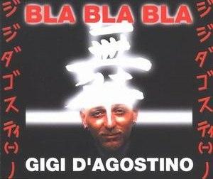 Bla Bla Bla - Image: Gigi Bla single