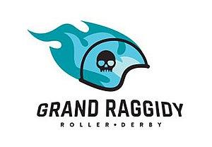 Grand Raggidy Roller Derby - Image: Grand Raggidy Roller Derby