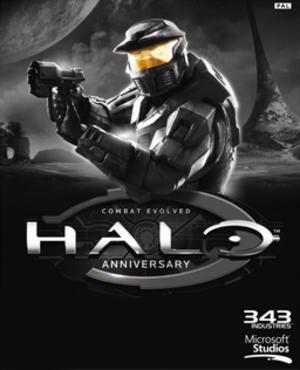 Halo: Combat Evolved Anniversary - Image: Halo CEA boxart