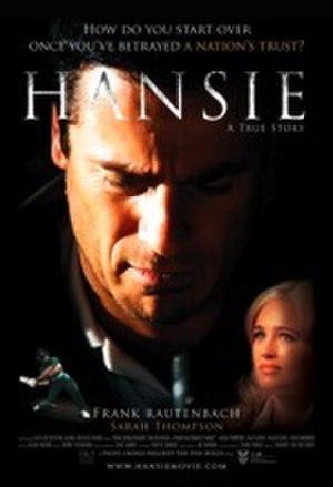 Hansie - Promotional Poster
