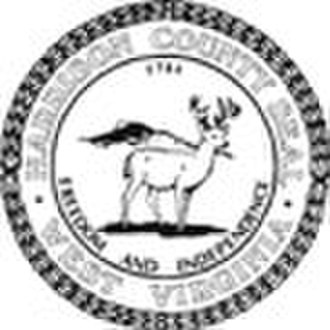 Harrison County, West Virginia - Image: Harrison County wv seal
