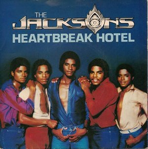 This Place Hotel - Image: Heartbreak Hotel Jacksons UK Sleeve