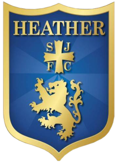 Heather St Johns F.C. Association football club