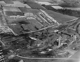 Hickleton Main Colliery Former coal mine in South Yorkshire, England
