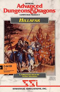 <i>Hillsfar</i> 1993 video game