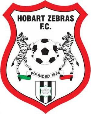 Hobart Zebras FC - Image: Hobart Zebras FC