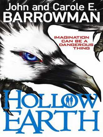 Hollow Earth (novel) - Cover of Hollow Earth