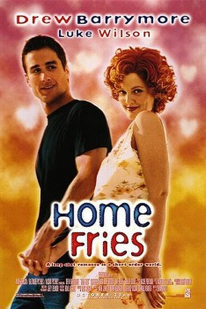Home Fries (film) - Theatrical release poster