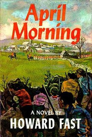 April Morning - First edition