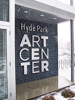 Hyde Park Art Center non-profit organisation in the USA