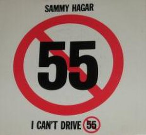 I Can't Drive 55