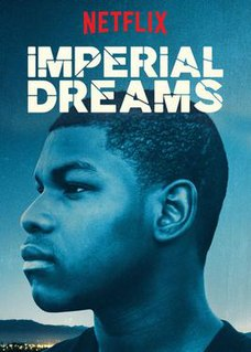 <i>Imperial Dreams</i> 2014 film directed by Malik Vitthal