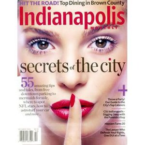 Indianapolis Monthly - Image: Indianapolis monthly