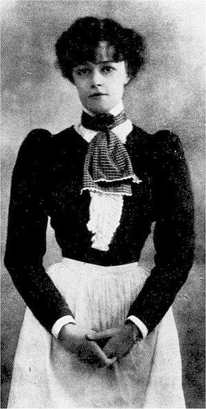 Irene Vanbrugh - Vanbrugh in The Gay Lord Quex