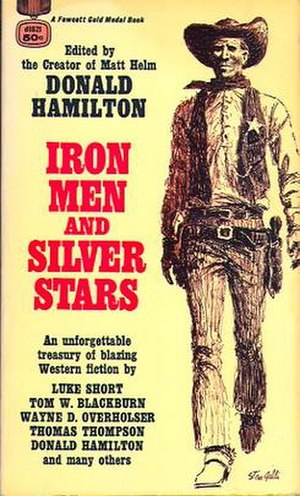Iron Men and Silver Stars - Paperback original