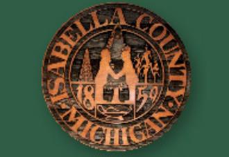 Isabella County, Michigan - Image: Isabella seal
