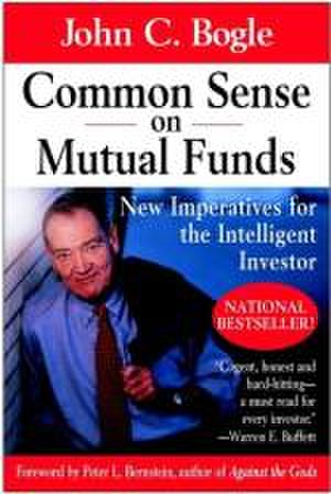 Bogle on the cover of Common Sense on Mutual Funds