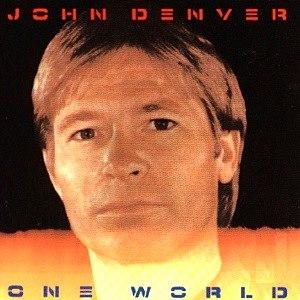 One World (John Denver album) - Image: John Denver One World album cover