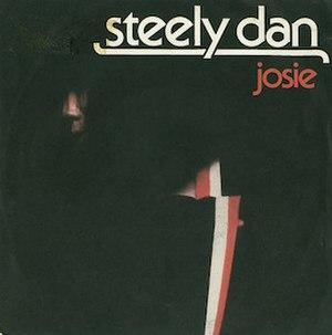 Josie (Steely Dan song) - Image: Josie cover