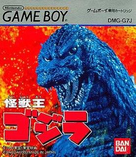<i>Kaijū-ō Godzilla</i> 1993 video game