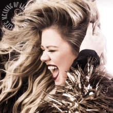 Kelly Clarkson - Meaning of Life (Official Album Cover).png